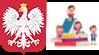 Godło Polski plus Logo Przedszkola